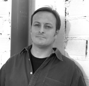 Author John Barlow