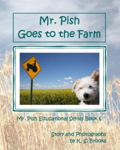 Mr. Pish Goes to the Farm