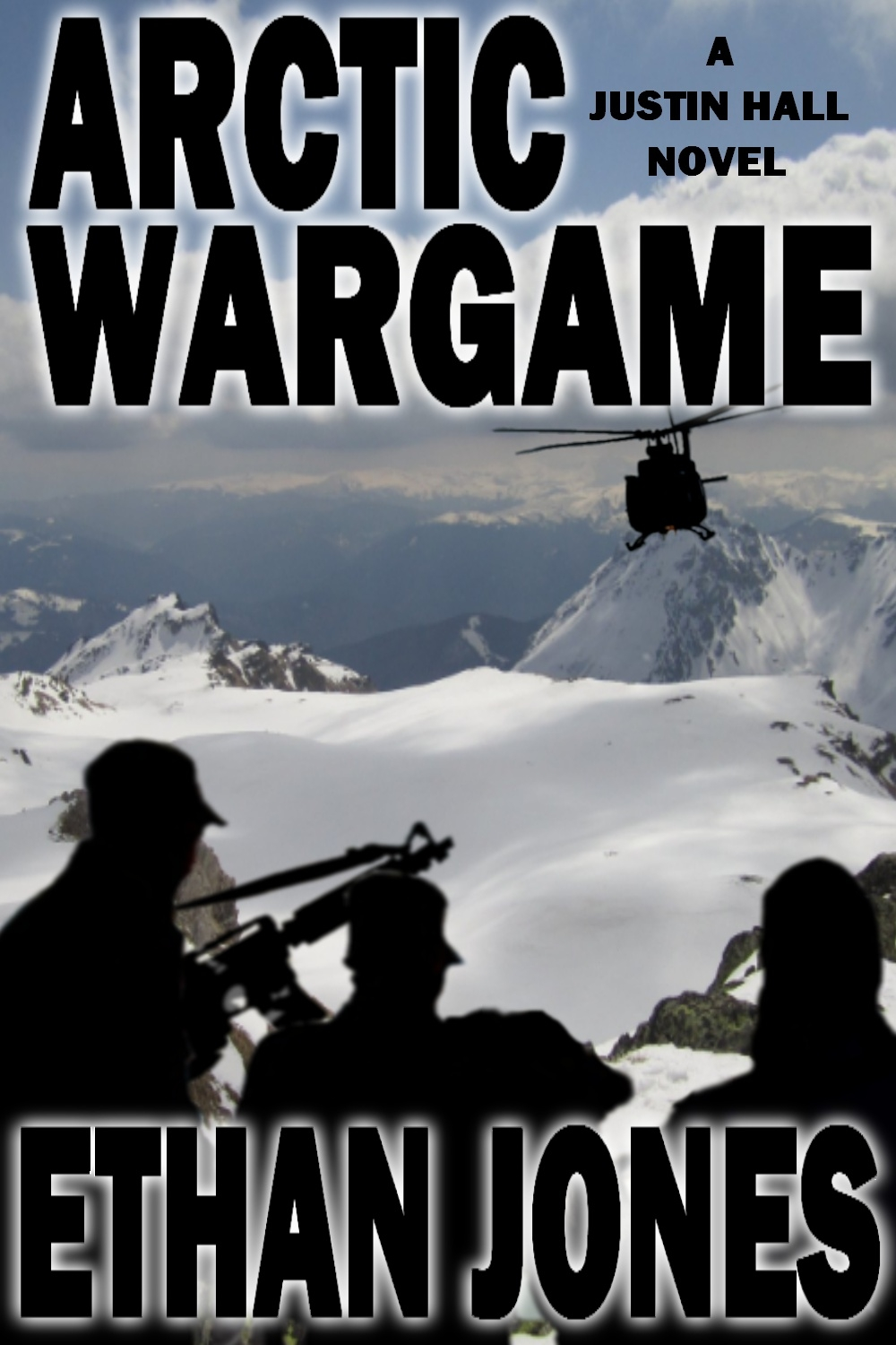 Sneak Peek:  Arctic Wargame by Ethan Jones