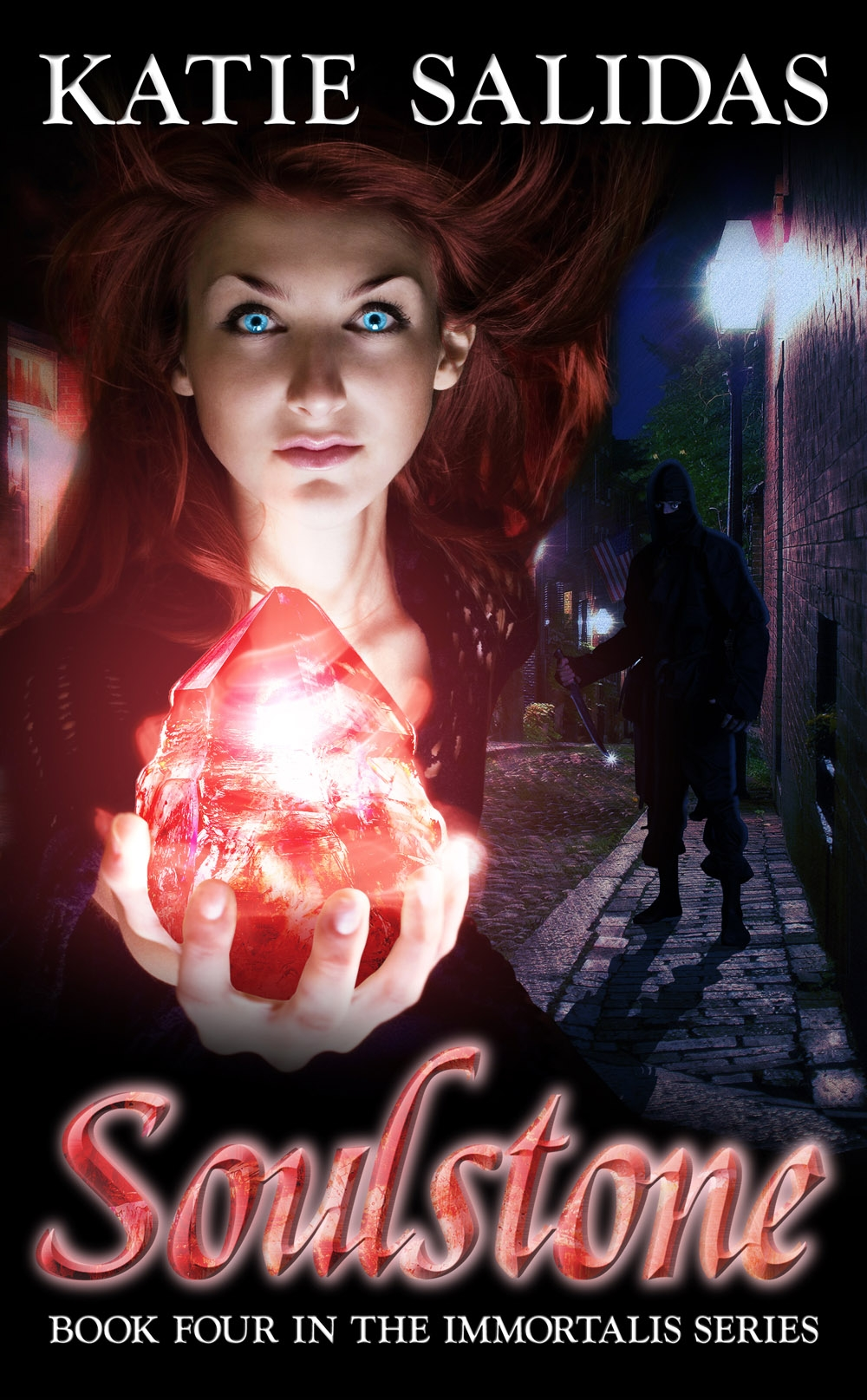 Sneak Peek: Soulstone by Katie Salidas