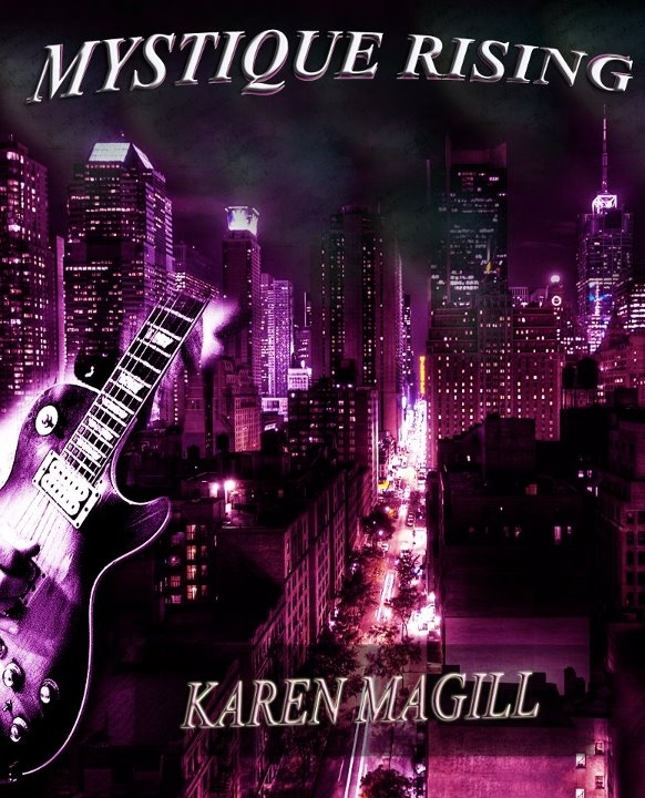 Sneak Peek: Mystique Rising by Karen Magill