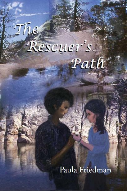 Sneak Peek: The Rescuer's Path by Paula Friedman