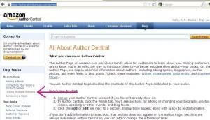 Amazon Book Linking
