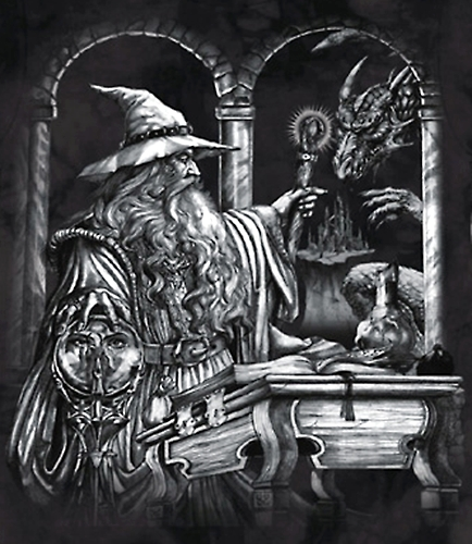 Fantasy writers