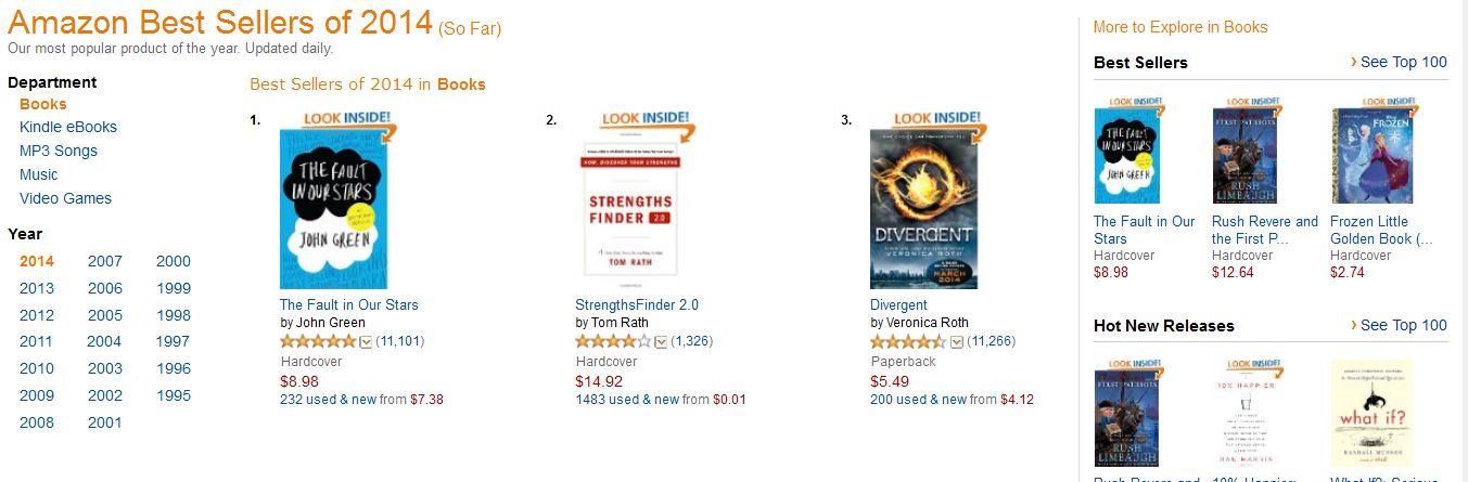 covers bestsellers