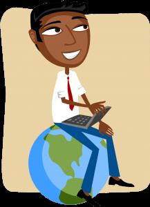 global author