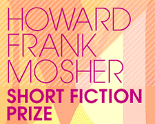 Howard Frank Mosher Short Fiction Prize Logo
