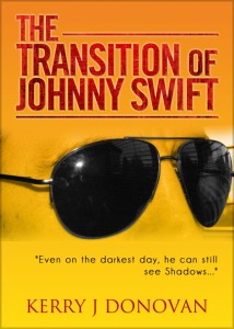 The Transition of Johnny Swift - Cover - Compressed