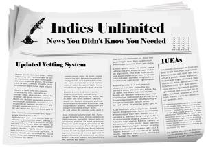 Indies Unlimited Newspaper