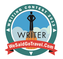 travel writing contest Our deepest gratitude goes out to judge kirby wright, who volunteered his time to choose three prizewinners from a shortlist of ten out of a total of 175.
