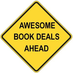 awesome book deals ahead