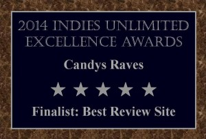 Finalists Plaque Candys Raves