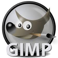 how to change gimp logo