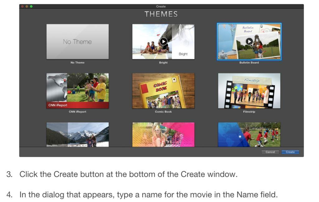 How to Make a Book Trailer in iMovie Part One – Indies Unlimited