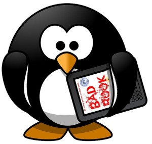 penguin with kindle ksb