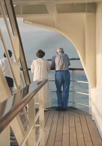 celebrity cruise couple Flash Fiction writing prompt