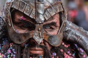 amazon is ready for battle carnival-787071_640