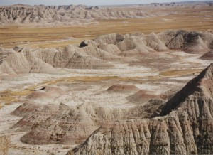 Flash Fiction Writing Prompt Badlands SD 1995