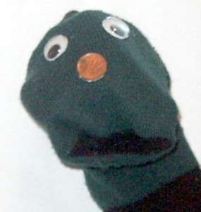 Author Sock Puppet