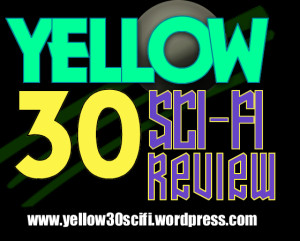 Yellow30 Sci-Fi Review Logo