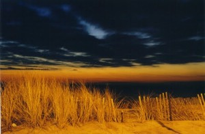 millennium sunrise copyright K. S. Brooks