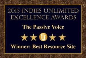 The Passive Voice 2015 IUEA Winner