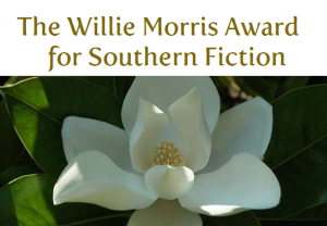 Willie Morris award for southern fiction