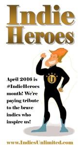 indie heroes logo dark