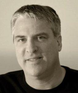 Author Darren Beyer
