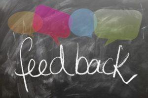critique group feedback