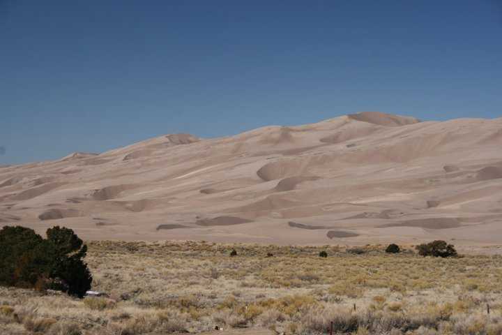 great sand dunes natl park