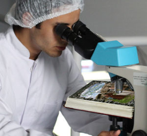 scientists writing science fiction LAB BOOK
