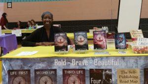 RJ Crayton author bookfairmewithbooks