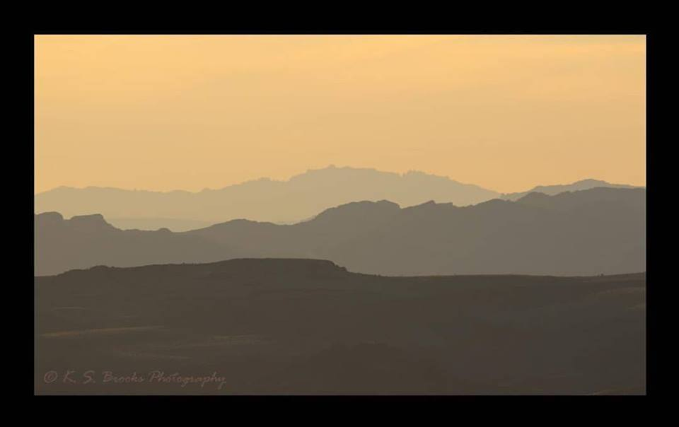 hualapai mountains flash fiction writing prompt copyright KSBrooks