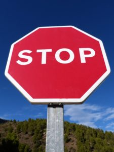Stop Sign stop misinformation about self publishing stop-940898_960_720