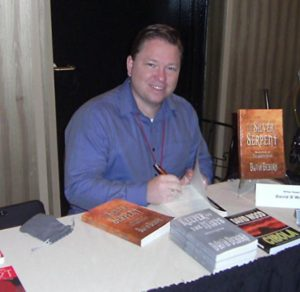 Prolific Author David Wood