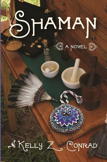 Sneak-Peek: Shaman by Kelly Z. Conrad