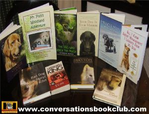 Conversations' 10 Dog-Gone Great Books For Spring