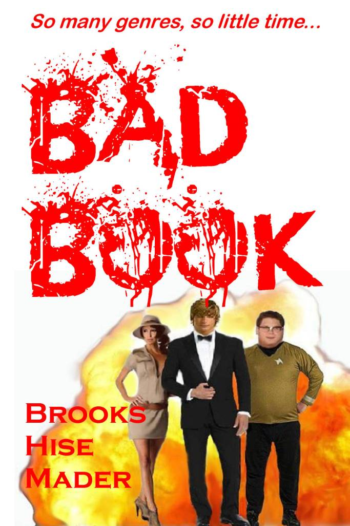 Making of Bad Book Part 2