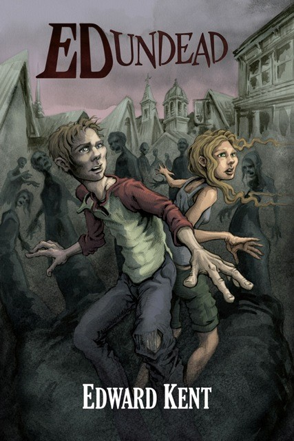Sneak Peek: Ed Undead by Edward Kent