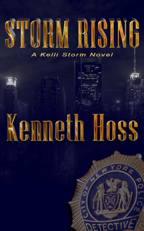 Sneak Peek:  Storm Rising by Kenneth Hoss