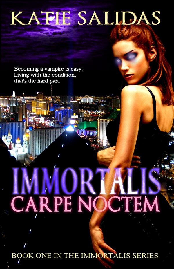 Sneak Peek: Immortalis Carpe Noctem by Katie Salidas