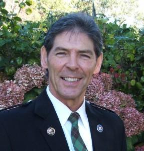 Author TD McKinnon
