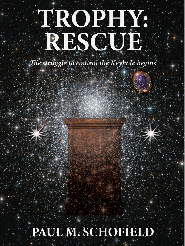 Sneak Peek:  Trophy: Rescue by Paul Schofield