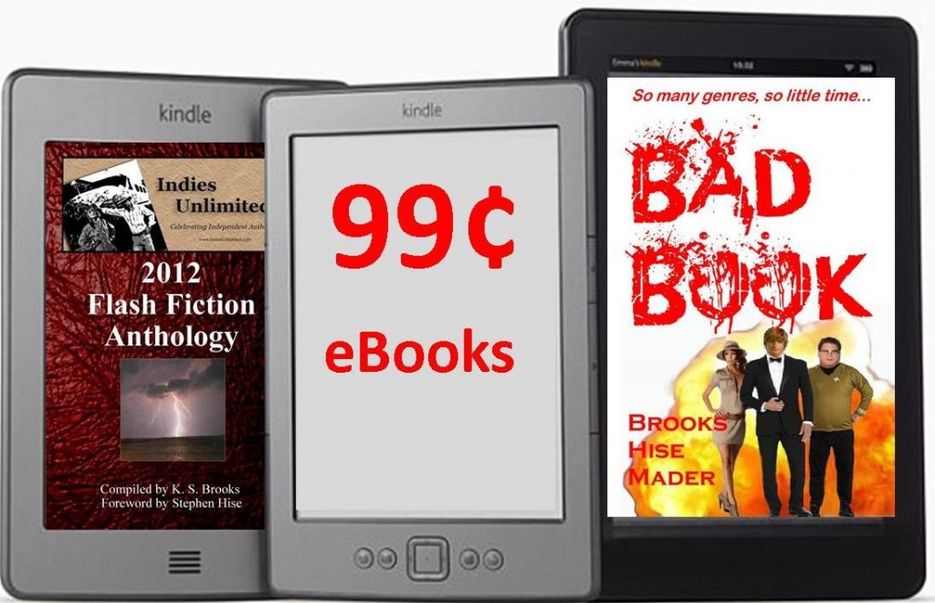 99 cent ebooks