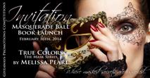 Invitation Masquarade Ball