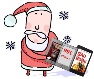 santa kindle ebooks