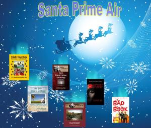 santa prime air print books