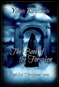 book of the forsaken front