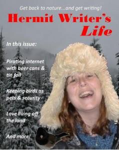hermit writers life 2